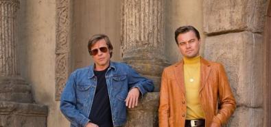 Pewnego razu w Hollywood - pierwsze zdjęcie Brada Pitta i Leonardo DiCaprio z planu