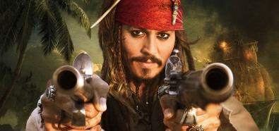 Piraci z Karaibów: Zemsta Salazara - plakat filmu z Paulem McCartney'em