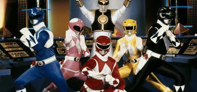 Power Rangers – opublikowano zdjęcie kostiumów bohaterów