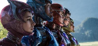 Power Rangers – zobacz najnowszy plakat filmu