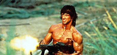 Rambo V - Sylvester Stallone na pierwszym zdjęciu z planu