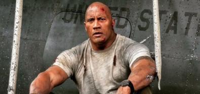 Rampage -  Dwayne Johnson w zwiastunie filmu przygodowego