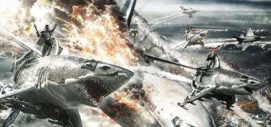Sky Sharks - trailer intrygującej produkcji o zombi-nazistach