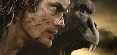 Tarzan: Legenda – pojawił się nowy, mroczny plakat filmu