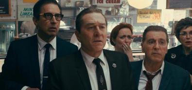 The Irishman - zapowiedź gangsterskiej produkcji Martia Scorsese