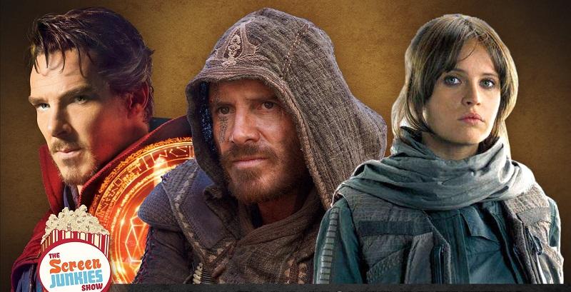 """""""The Year in Movies: 2016 Cinema Supercut"""" – zobacz podsumowanie filmów z 2016 roku"""