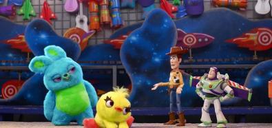 Toy Story 4 - zwiastun filmu z Abelardem Gizą