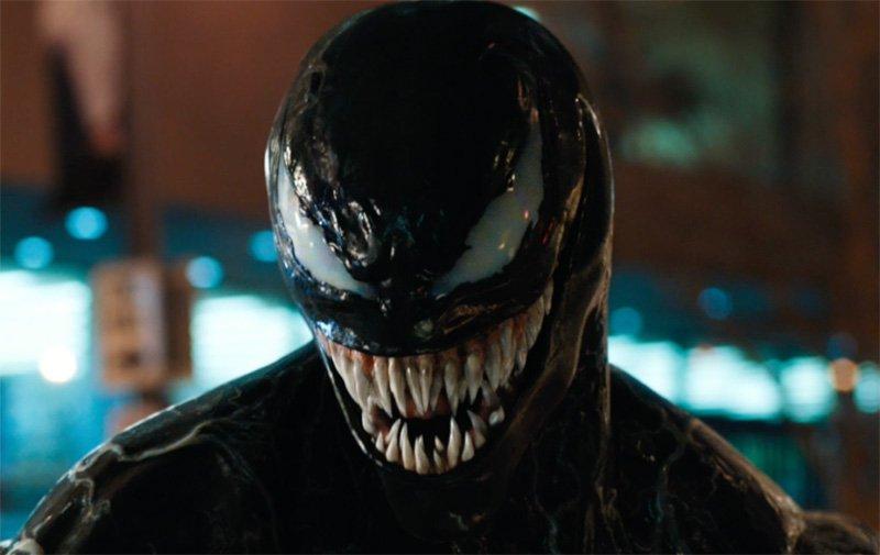 Venom - najnowszy zwiastun z Tomem Hardy