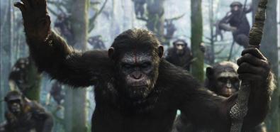 Wojna o planetę małp - zwiastun już dostępny w sieci