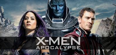"""""""X-Men Apokalipsa""""  - czterej jeźdźcy na nowych plakatach"""