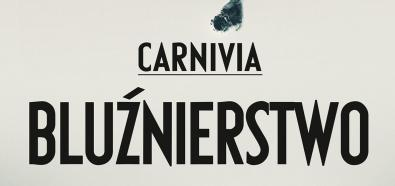 """Jonathan Holt """"Carnivia. Bluźnierstwo"""" - premiera thrillera i konkurs dla Czytelników Banzaj.pl"""