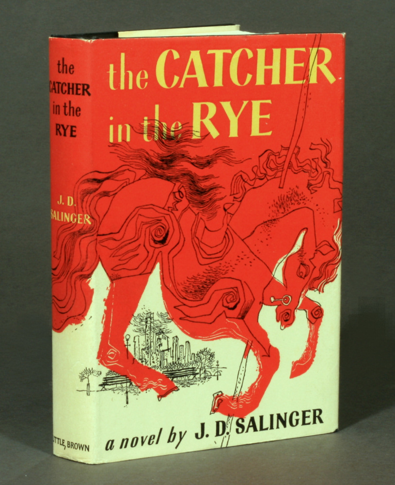 an essay on the catcher in the rye by jd salinger Free sample essay on jd salinger catcher in the rye.