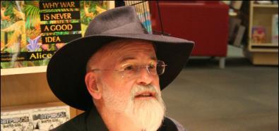 Terry Pratchett w kolorach magii