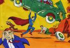"""""""Superman"""" - pierwszy numer komiksu sprzedany za 3,2 miliona dolarów!"""