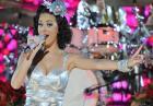 Katy Perry zaśpiewała na koncercie nominacji do nagród Grammy w Los Angeles