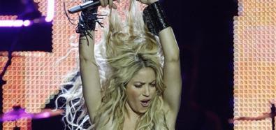 Shakira zaśpiewała