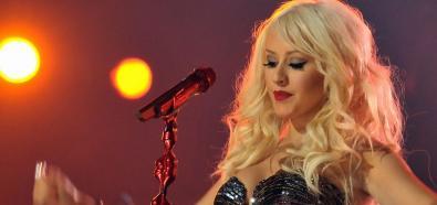 Christina Aguilera na gali Grammy
