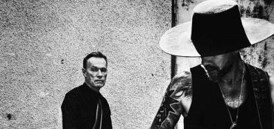 Me And That Man - Nergal i John Porter udostępniają nowy klip