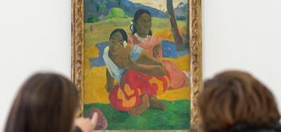 Obraz Paula Gauguina sprzedany za rekordową sumę
