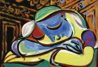 """""""Jeune fille endormie"""", Pablo Picasso"""