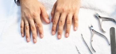 paznokcie, czyli manicure po męsku