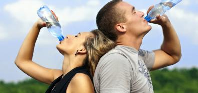 Co pić podczas treningu? - poradnik