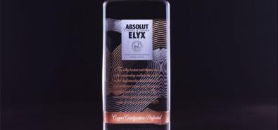 Absolut Elyx - wódka i alkohole