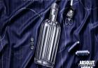 Absolut Crystal Pinstrip - limitowana edycja wódki