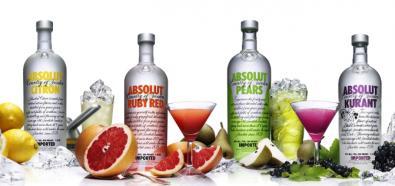 Absolut - przepisy na drinki