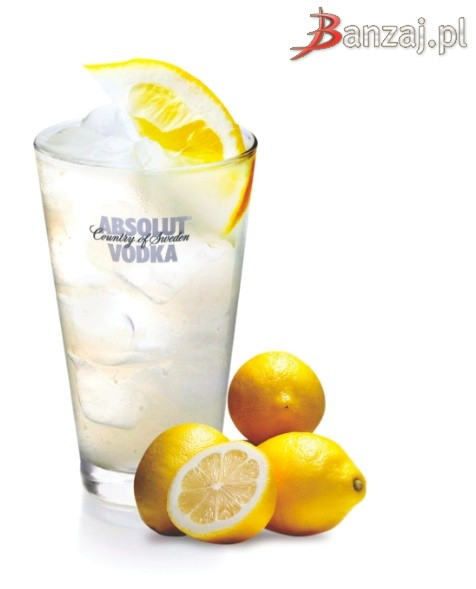 Absolut Cytrynowy