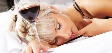 Alkohole - mężczyzna powinien znać się na winach