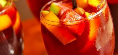Sangria - orzeźwiający napój alkoholowy