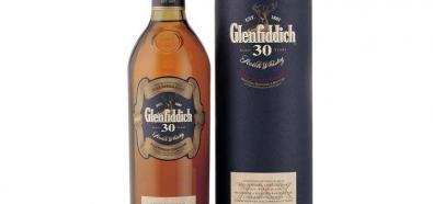 30-letnia Glenfiddich whisky