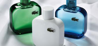 Lacoste L.12.12 - trzy zapachy dla mężczyzny