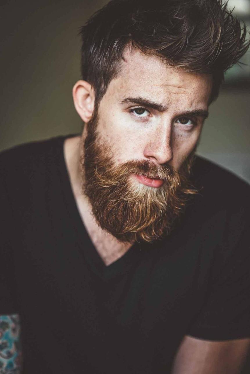Фото бородатых парней 5 фотография