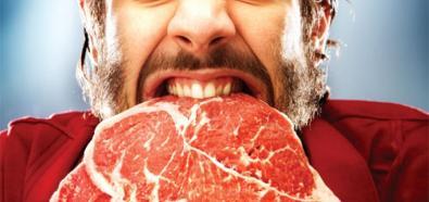 Prawdziwi mężczyźni jedzą prawdziwe mięso
