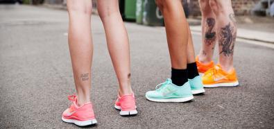 Kolorowe buty sportowe - hit sezonu wiosna/lato 2014