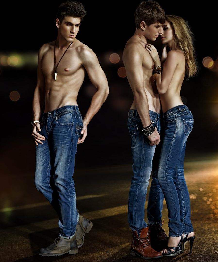 Jean On Jean Fashion