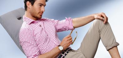 Pastelowe koszule - letni szyk w męskiej modzie