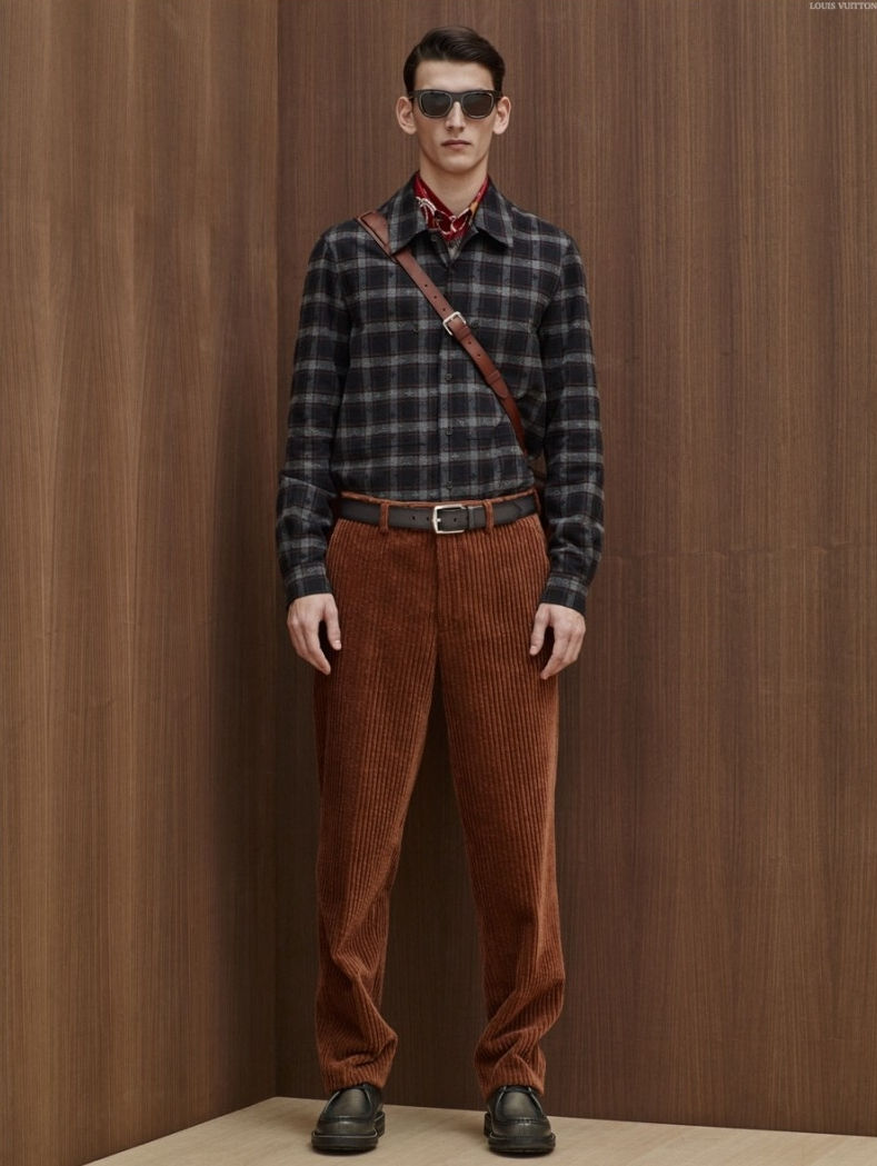 Louis Vuitton - kolekcja Pre-Fall 2015