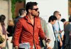 Rudy kolor wkracza do mody męskiej