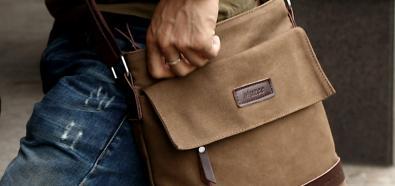 Męska torba vs plecak ? co nosić?