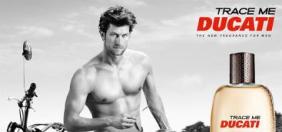 Ducati Trace Me - producent motocykli stworzył kolejne perfumy dla mężczyzn