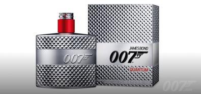James Bond 007 Quantum - trzeci zapach poświęcony agentowi specjalnemu
