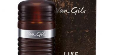 Van Gils Live - woda toaletowa dla mężczyzn, którzy chcą czerpać radość z życia