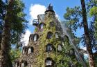 Hotel Magic Mountain w rezerwacie Huilo-Huilo w Chile