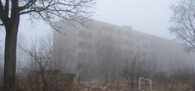 Opuszczone miasta - Kłomino, Pstrąże, Kazubnik