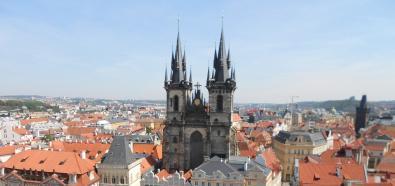 Praga - rewelacyjne widoki i pozytywny klimat