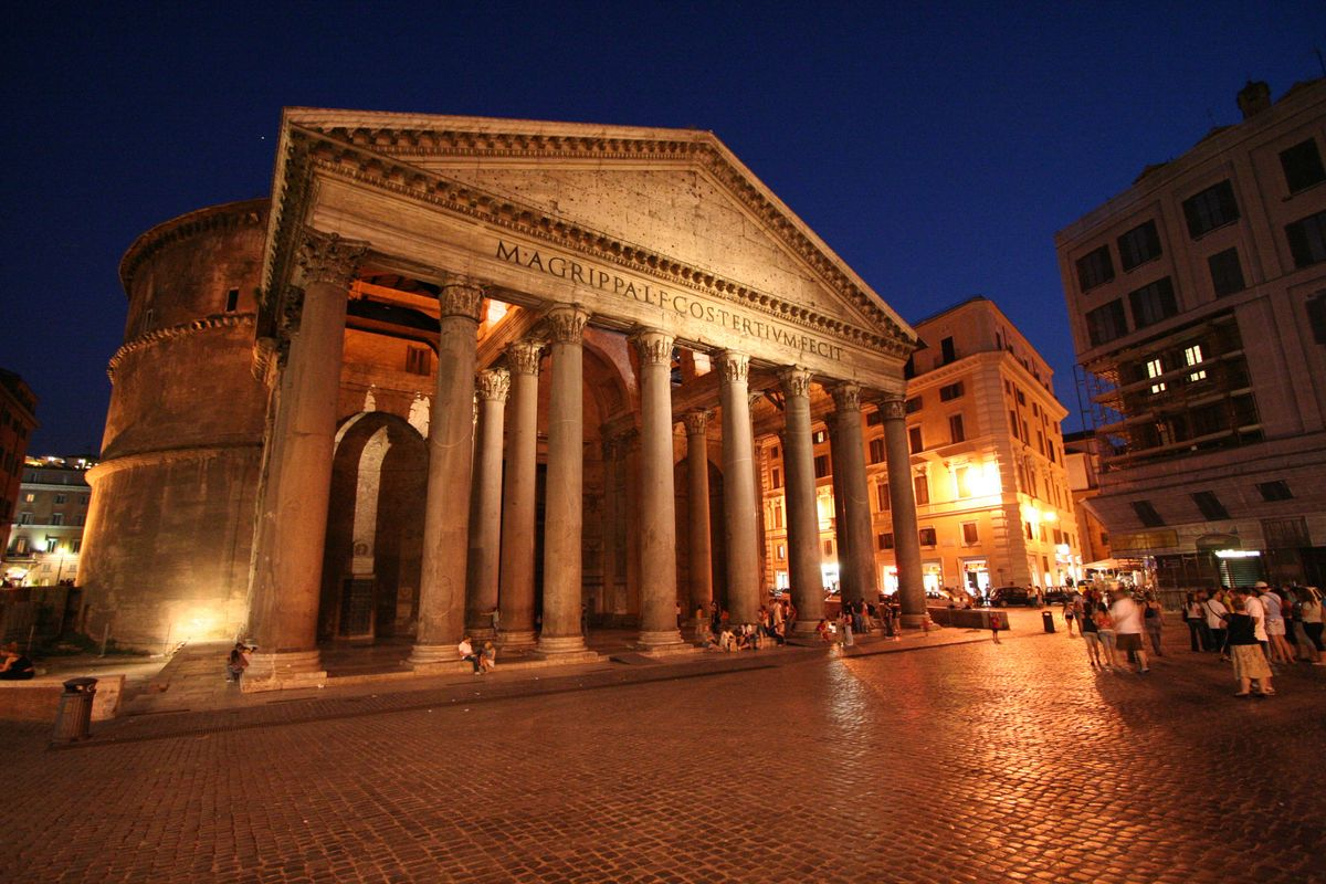 Rzym - Wieczne Miasto