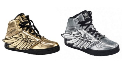 19fa53938a487 Jeremy Scott i Adidas - najnowsza kolekcja butów